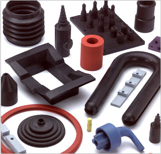 Custom Rubber Molding Parts & Services